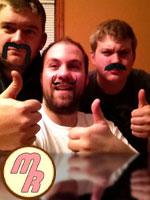 Brian, Jordan, and Russel: Cadet 018-019-020
